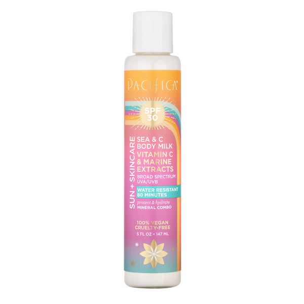Sea & C Body Milk SPF 30
