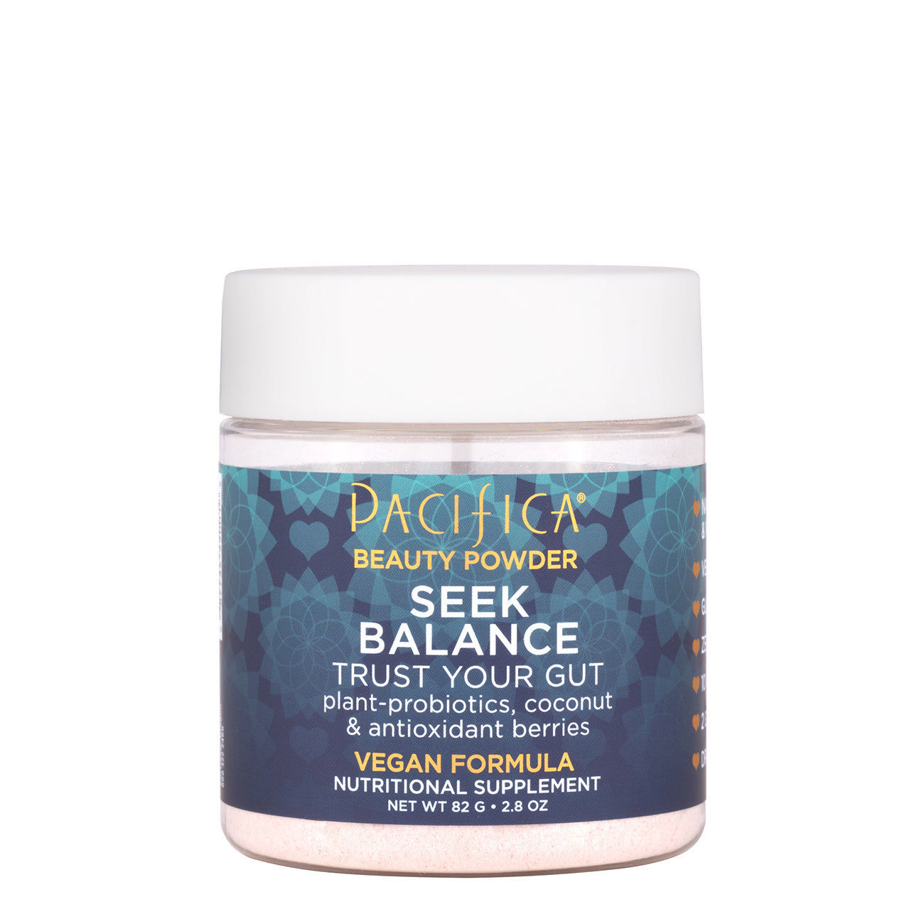 Seek Balance Beauty Powder Nutritional Supplement - Skin Care - Pacifica Beauty