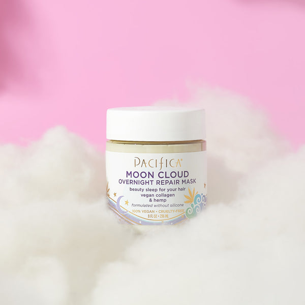Moon Cloud Overnight Repair Mask-Haircare-Pacifica Beauty