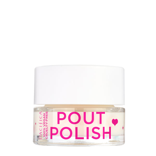 Pout Polish Gentle Lip Scrub - Makeup - Pacifica Beauty