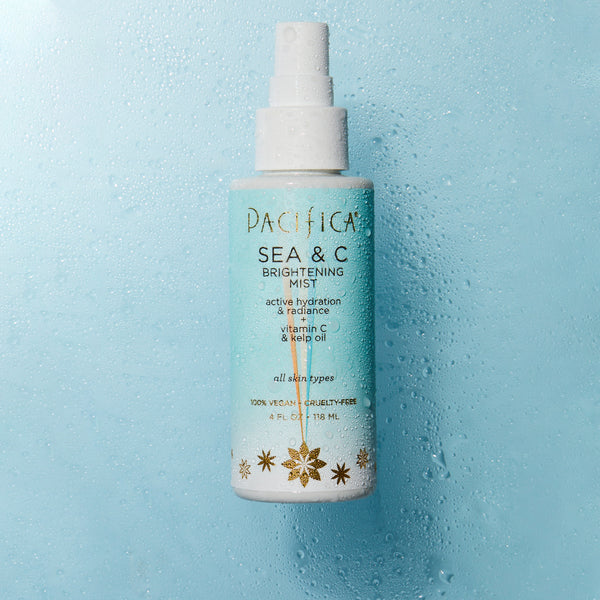 Sea & C Brightening Mist-Skin Care-Pacifica Beauty