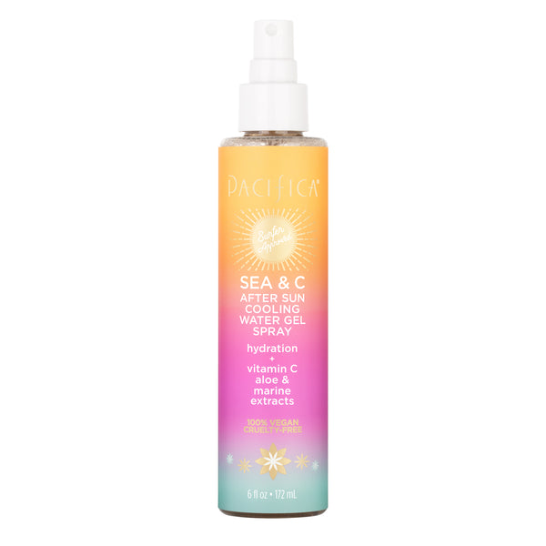 Sea & C After Sun Cooling Water Gel Spray