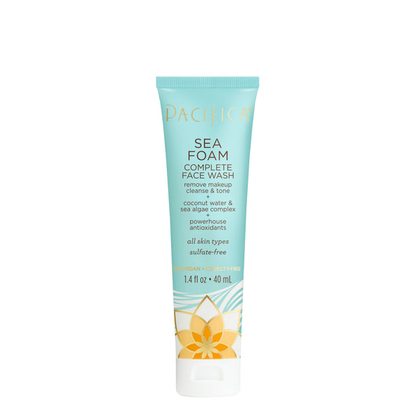 Sea Foam Complete Face Wash Mini - Skin Care - Pacifica Beauty