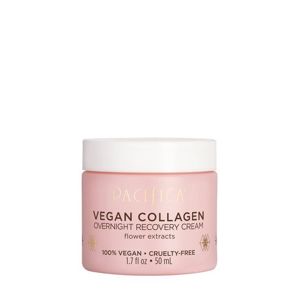 Vegan Collagen Overnight Recovery Cream - Skin Care - Pacifica Beauty