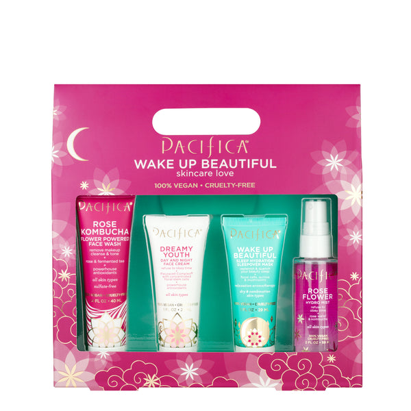Wake Up Beautiful Set - - Pacifica Beauty