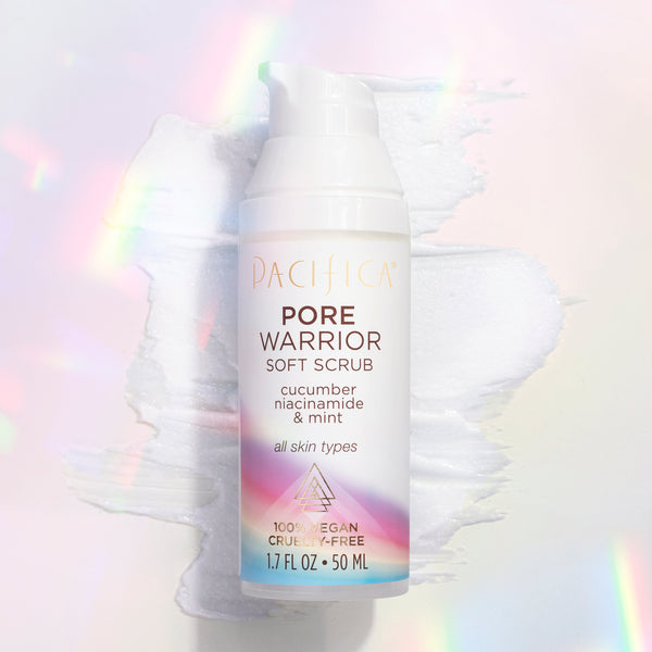 Pore Warrior Soft Scrub-Skin Care-Pacifica Beauty