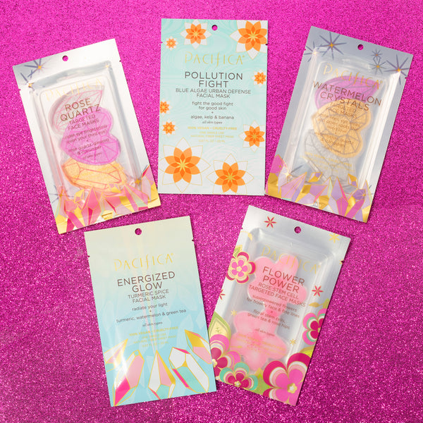 The Skin of Your Dreams Sheet Mask Set - - Pacifica Beauty
