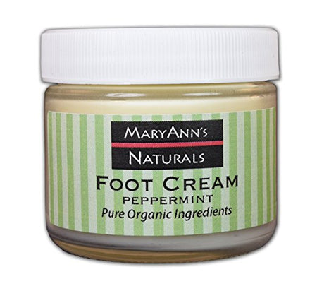 Peppermint Foot Cream - 2 oz