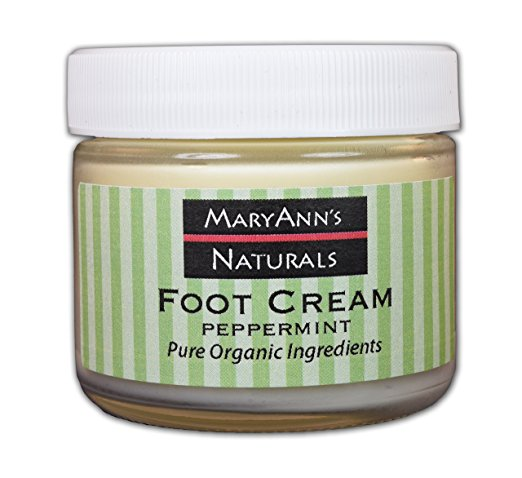 Peppermint Foot Cream