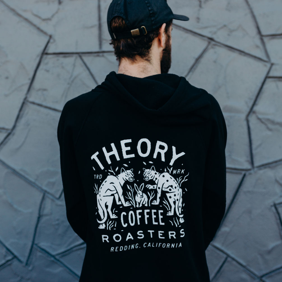 Theory Mountain Lion Hoodie