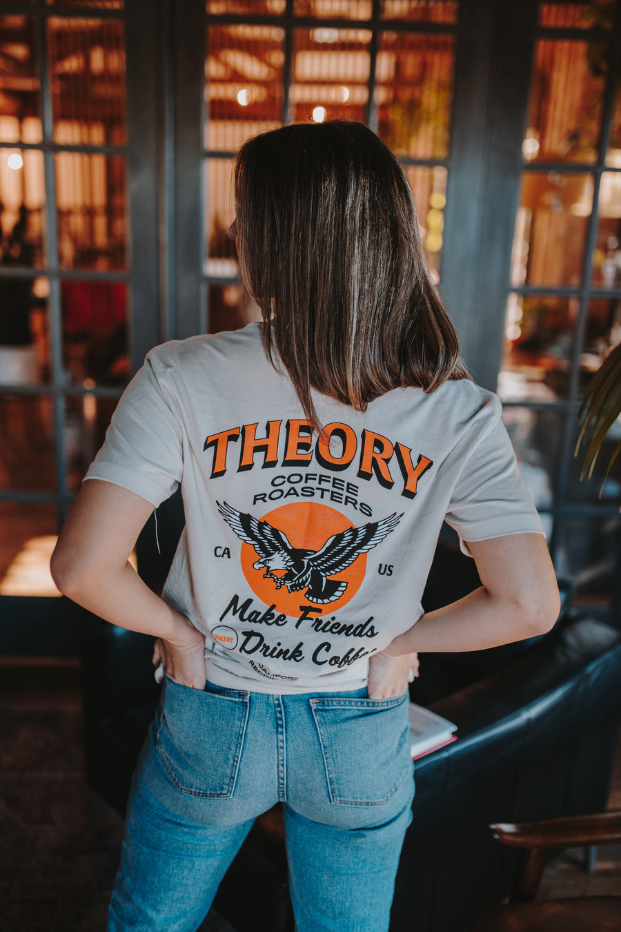 Theory Eagle Tshirt