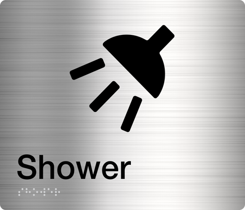 Shower  Stainless Steel