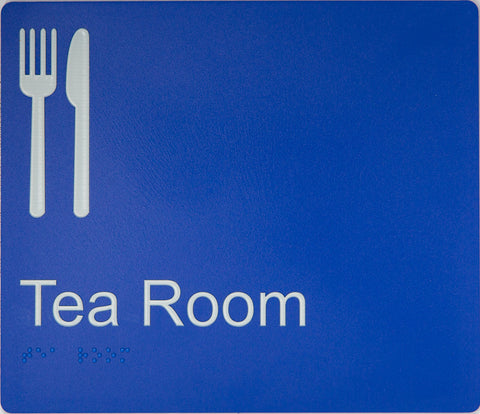 TEA ROOM  Stainless Steel