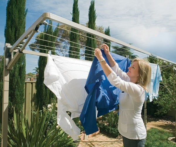 Creative Clothesline Installation Solutions