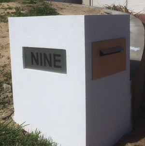 Customised House Signs-Aussie Clotheslines & Letterboxes