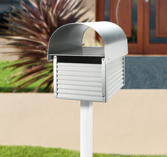 Carrum Letterbox with Post