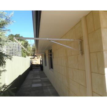 City Living 1800 Series - 1800 x 750-Aussie Clotheslines & Letterboxes
