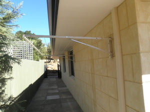 City Living 1500 Series 1500 x 1500-Aussie Clotheslines & Letterboxes