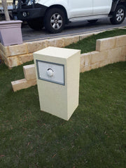Parcel Box - Large Wall Insert