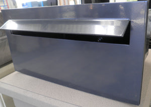 Superior Letterbox with Powdercoated Faceplate