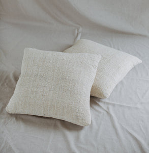 Natural Cotton Cushion