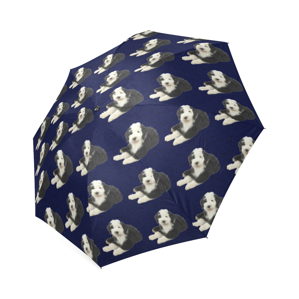 Old English Sheepdog Umbrella