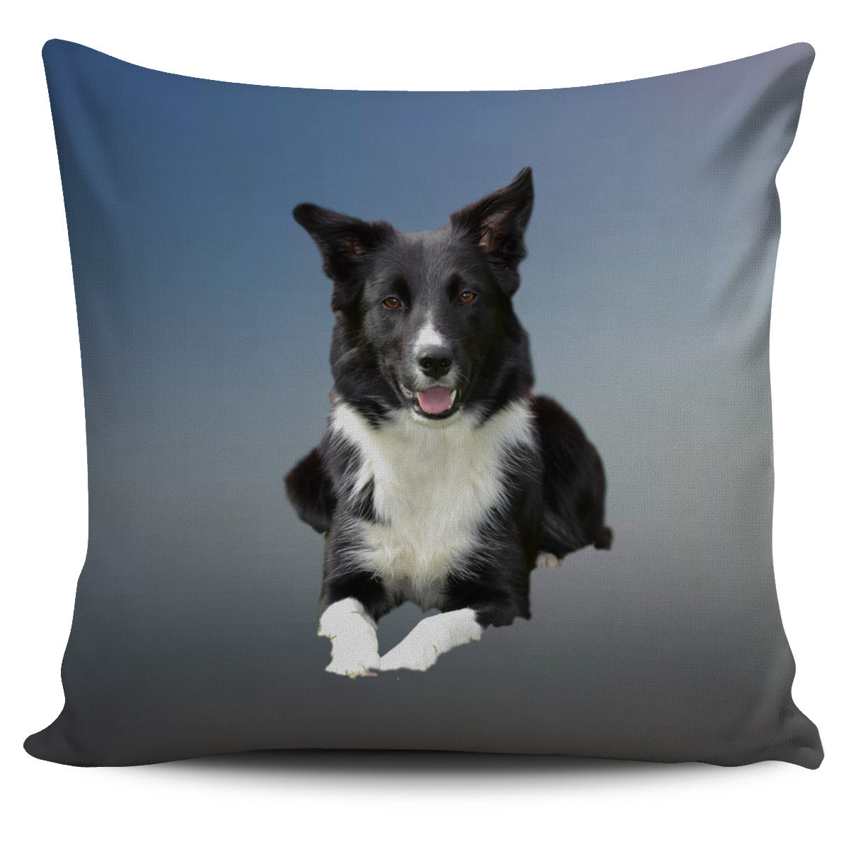 Border Collie Pillow Case
