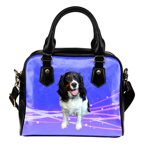 English Springer Spaniel Shoulder Bag