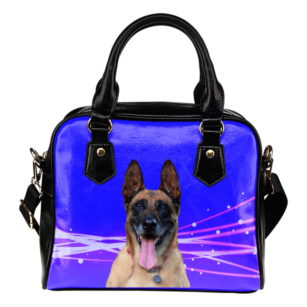 Belgian Malinois Shoulder Bag
