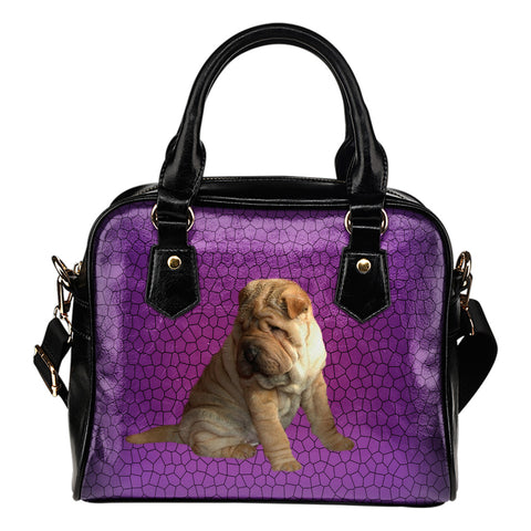 Shar Pei Shoulder Bag
