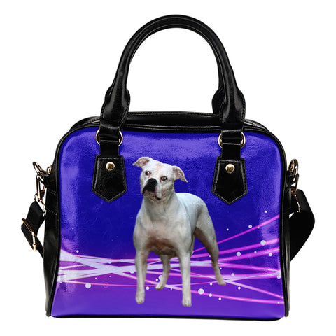 American Bulldog Shoulder Bag