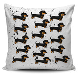Dachshund Pillow PP