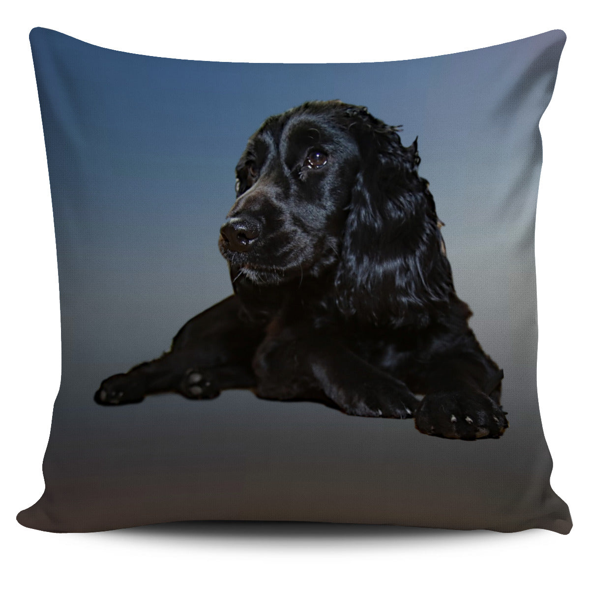 Cocker Spaniel Pillow Cover