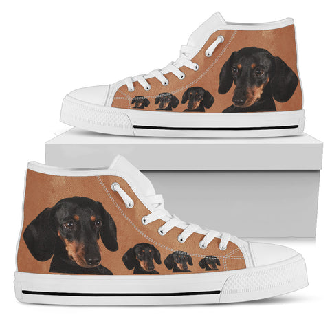 Dachshund Profile Shoes