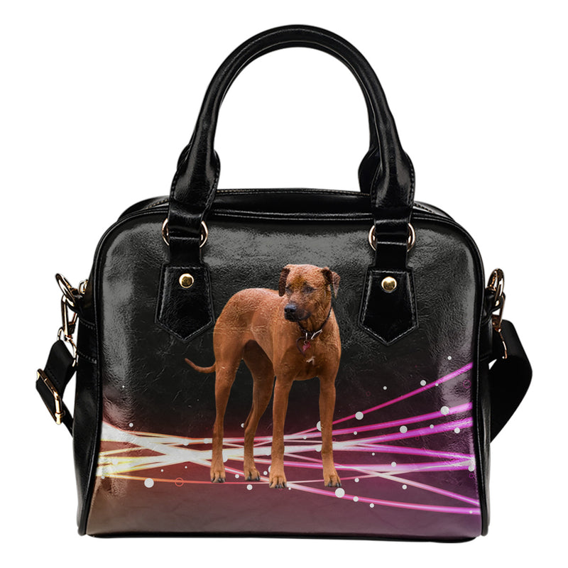 Rhodesian Ridgeback Shoulder Bag