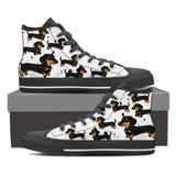 Dachshund Canvas Shoes