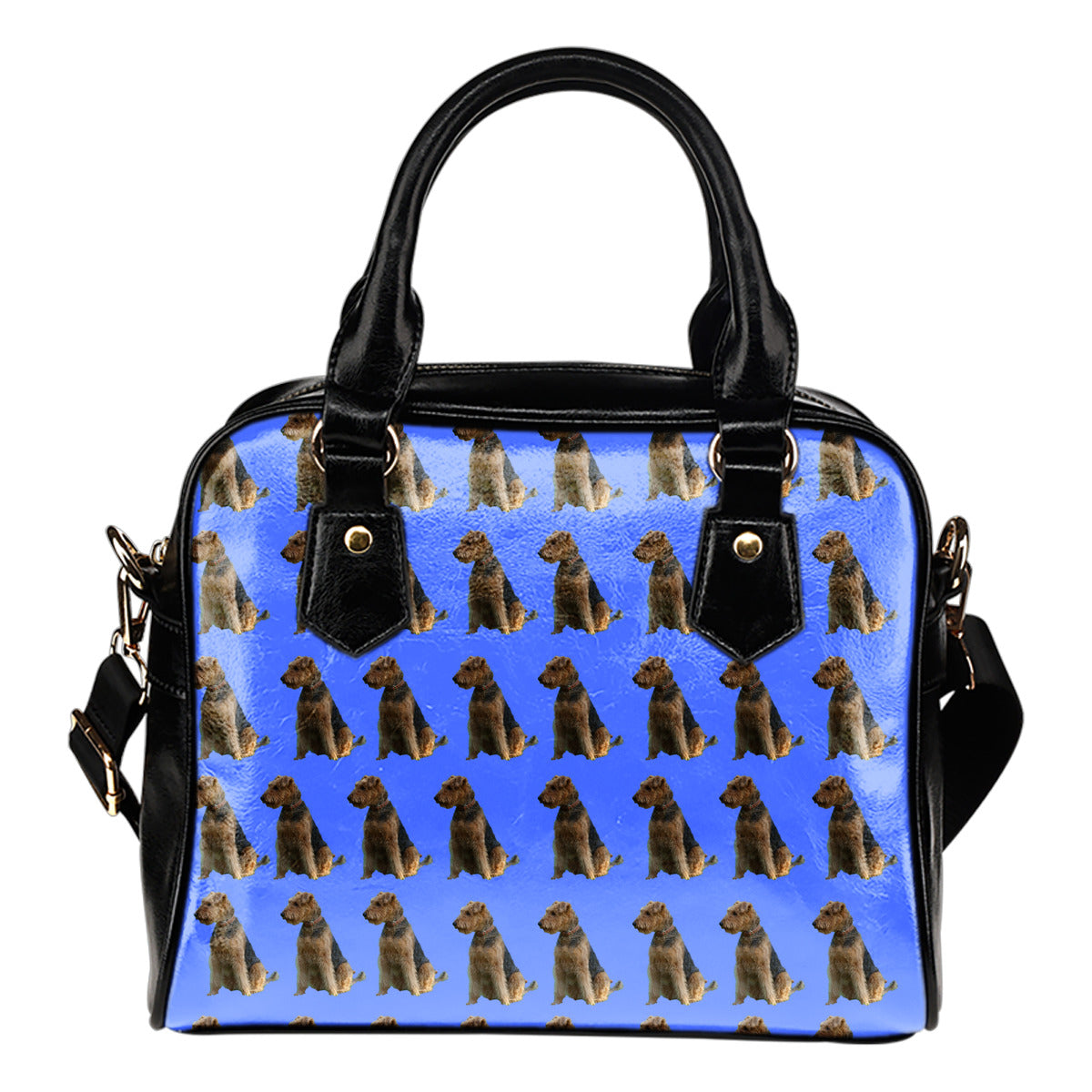 Airedale Terrier Shoulder Bag