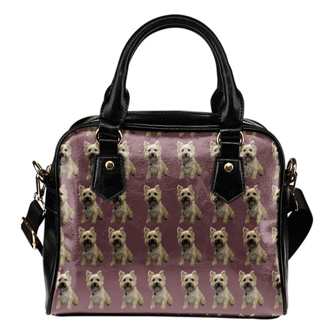 Cairn Terrier Shoulder Bag