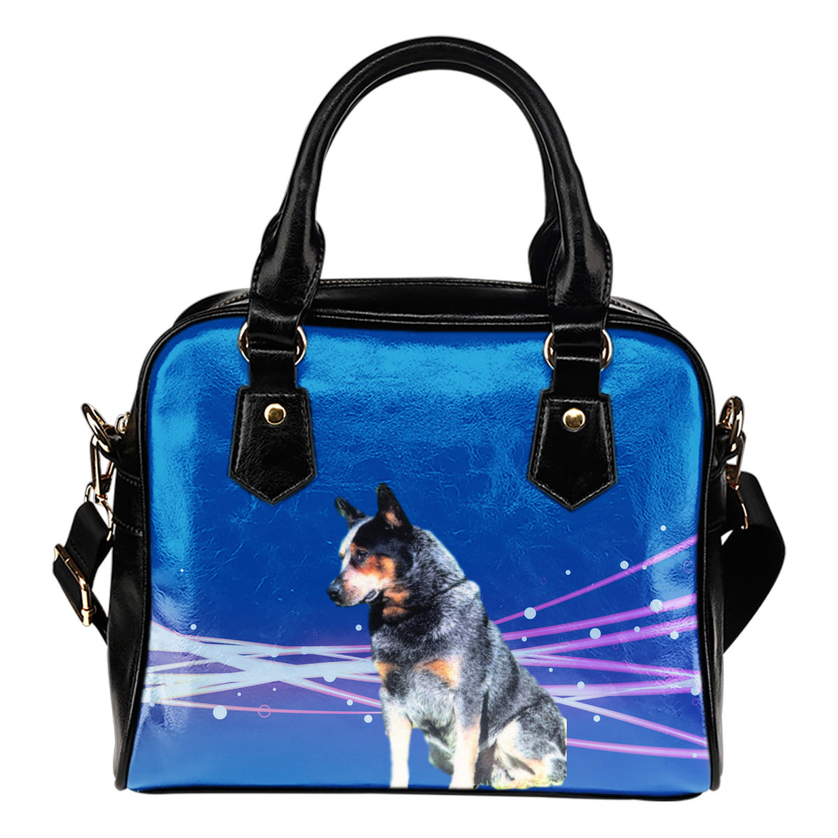 Australian Cattle Dog Shoulder Bag
