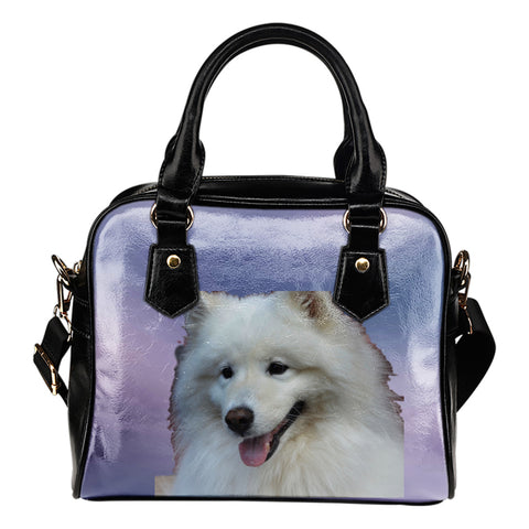 Samoyed Shoulder Bag