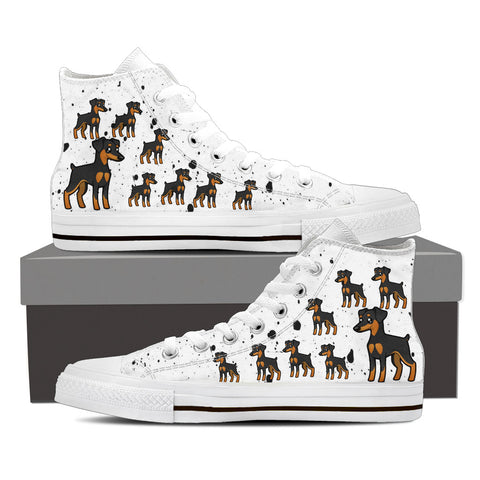 Pinscher High Tops