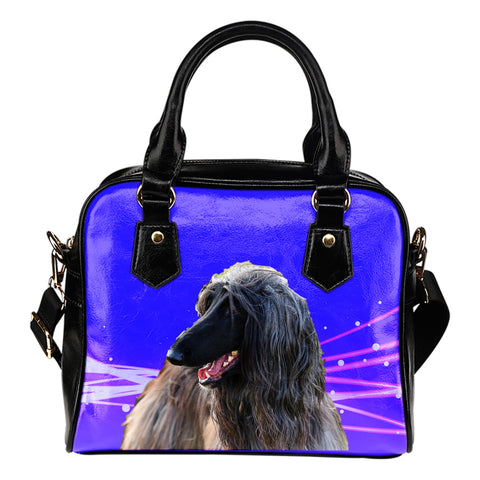 Afghan Hound Shoulder Bag