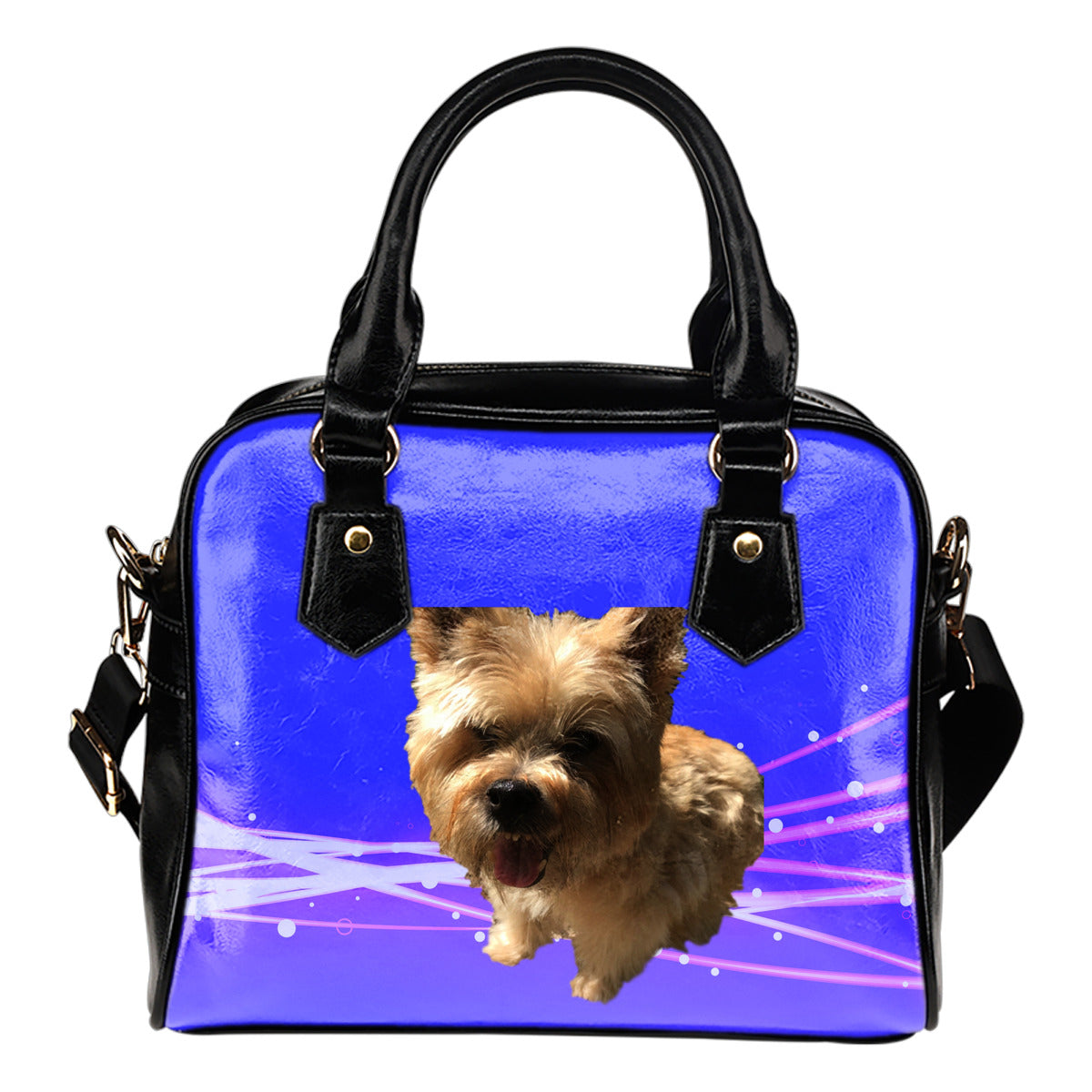 Norwich Terrier Shoulder Bag