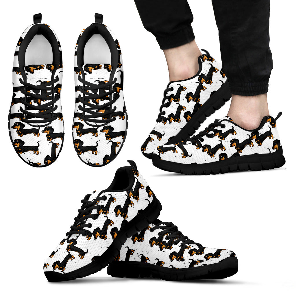 Dachshund Sneakers - Men