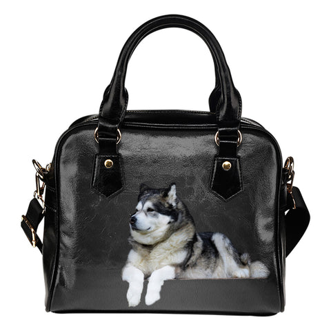Alaskan Malamute Shoulder Bag