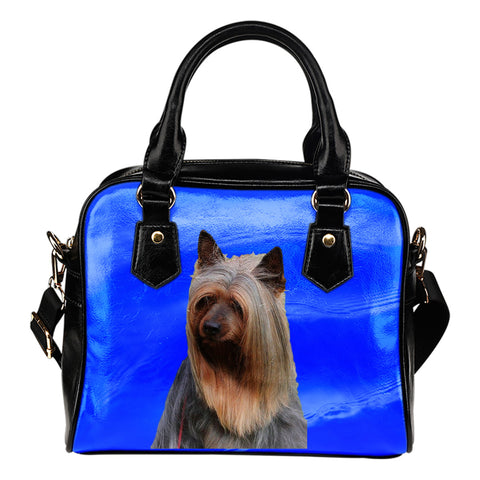 Australian Silky Terrier Shoulder Bag