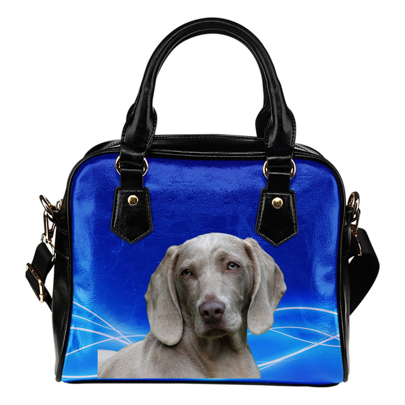 Weimaraner Shoulder Bag