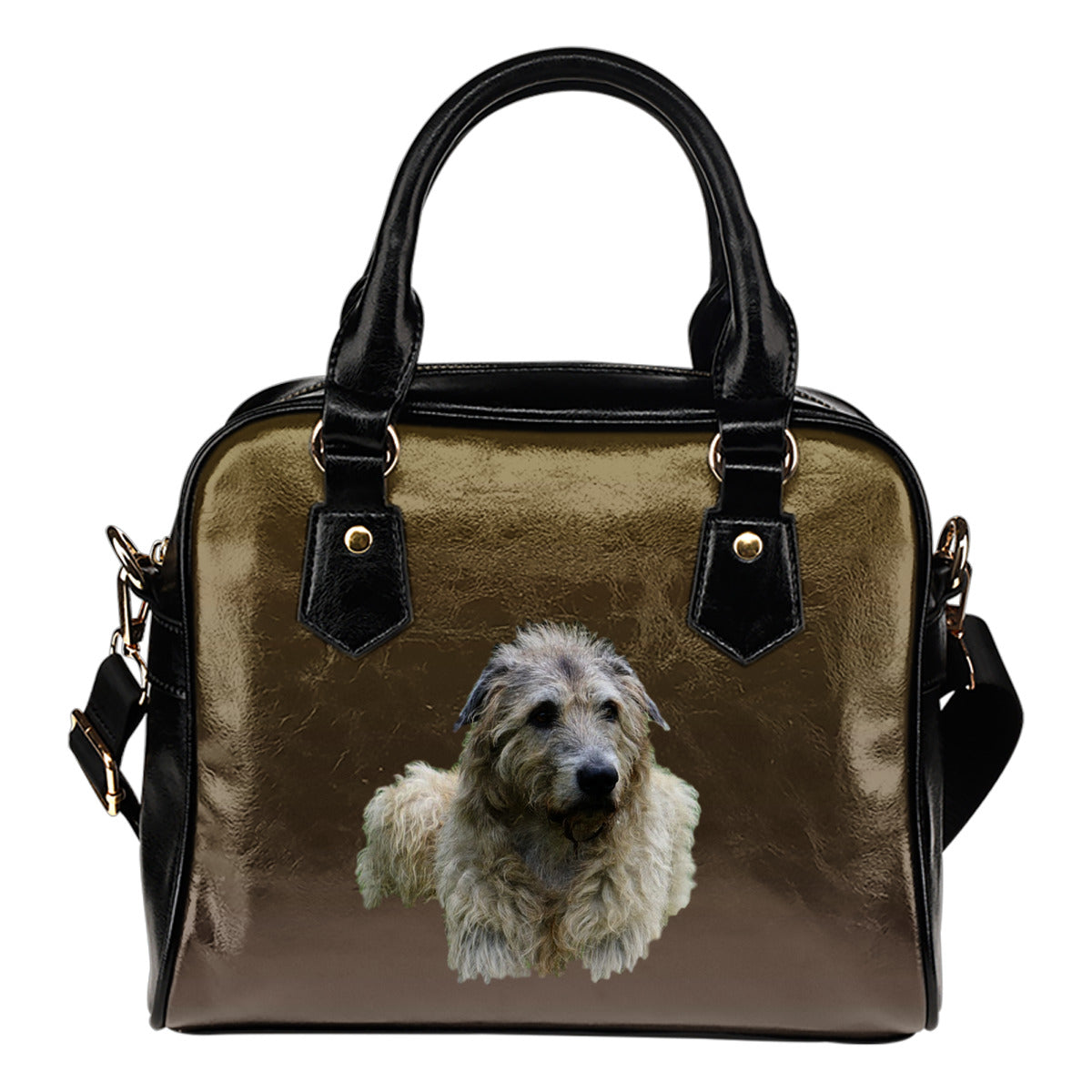 Irish Wolfhound Shoulder Bag