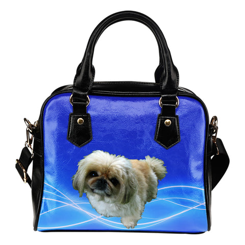 Pekingese Shoulder Bag
