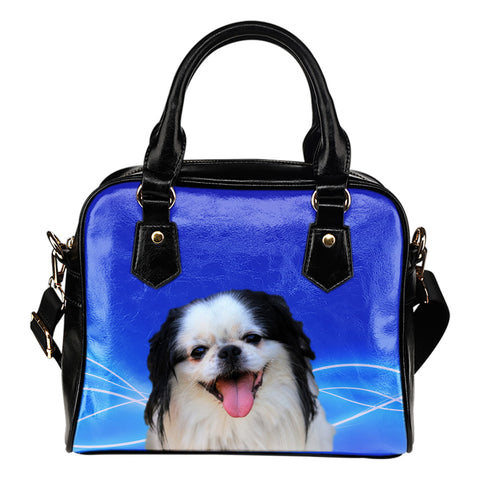 Japanese Chin Shoulder Bag